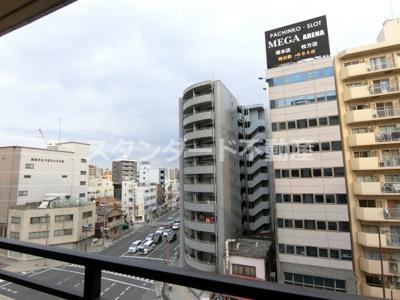 【展望】ヴィレッジリバー天神橋