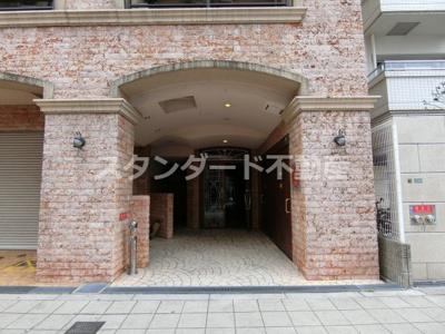 【エントランス】ヴィレッジリバー天神橋