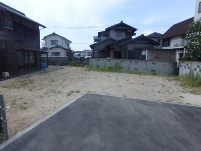 【外観】白楽町 3区画 分譲地
