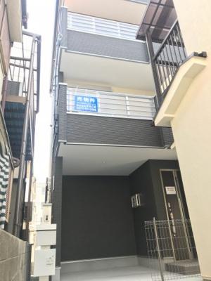 【外観】茨木市水尾4丁目 新築一戸建