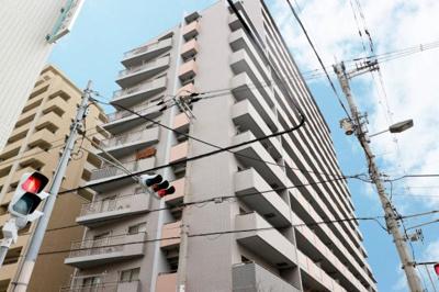 【外観】グランドメゾン天王寺堂ヶ芝