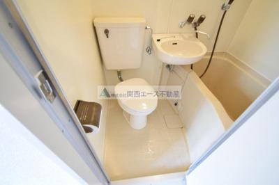 【トイレ】アバンティ八戸ノ里