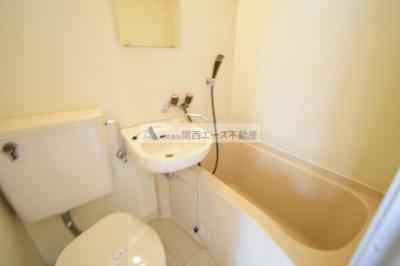 【浴室】アバンティ八戸ノ里