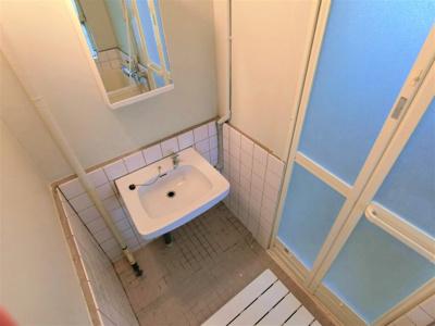 バスルーム内