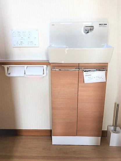 【トイレ】仮)西口貸店舗 2F
