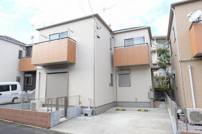 【外観】上川原町賃貸住宅