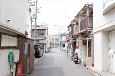 【駐車場】玉櫛テラスハウス4戸1 スモッティー阪急茨木店