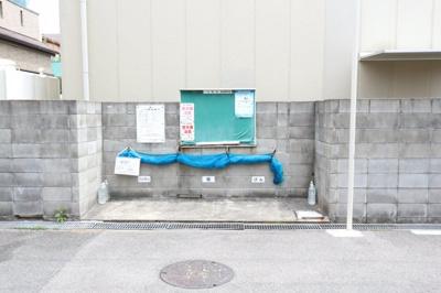 【その他共用部分】玉櫛テラスハウス4戸1 スモッティー阪急茨木店