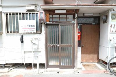 【エントランス】玉櫛テラスハウス4戸1 スモッティー阪急茨木店