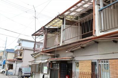 【外観】玉櫛テラスハウス4戸1 スモッティー阪急茨木店