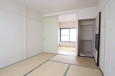 【寝室】玉櫛テラスハウス4戸1 スモッティー阪急茨木店