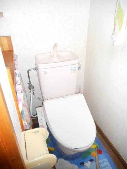 【トイレ】笠間市石井一戸建て
