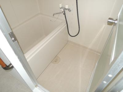 【浴室】辰野ハイツ