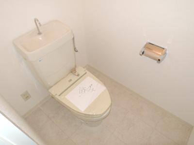 【トイレ】辰野ハイツ