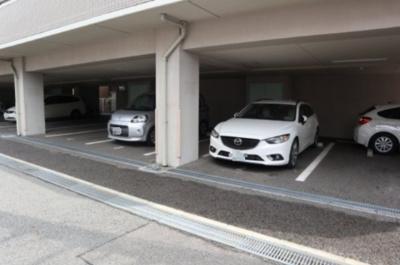 【駐車場】オアシスコート大開