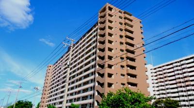 【外観】武庫川はなのまち30号棟