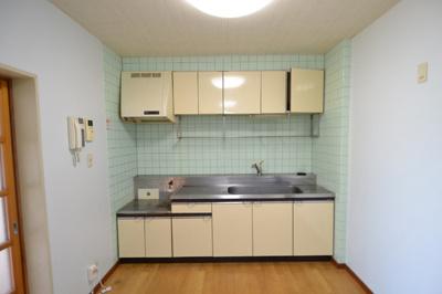 【キッチン】大みかガーデンハウス