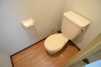 【トイレ】大みかガーデンハウス
