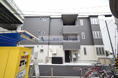 【外観】H&B吉田
