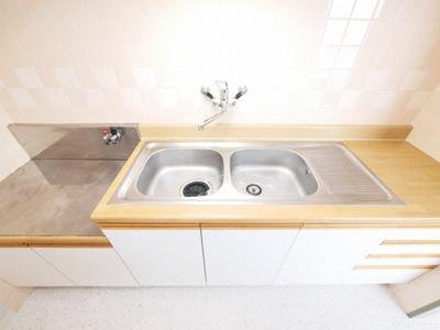 【キッチン】メゾンドブーケパーク