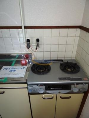 【キッチン】南森町ロイヤルハイツ