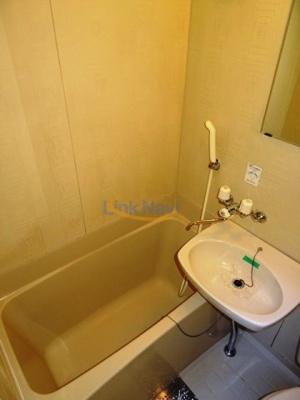 【浴室】南森町ロイヤルハイツ