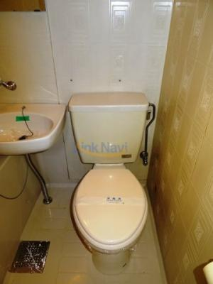 【トイレ】南森町ロイヤルハイツ