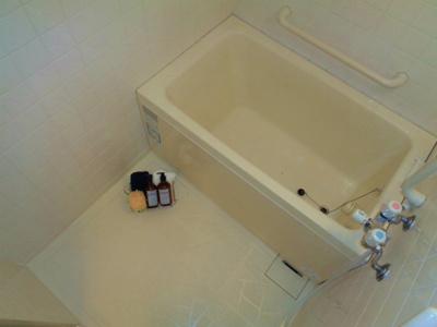 【浴室】サンプラザ湯里南