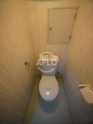青風ハイツ トイレ