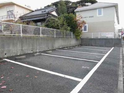 【駐車場】シャトーひえだ