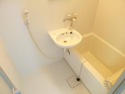 【浴室】さくらフラッツ
