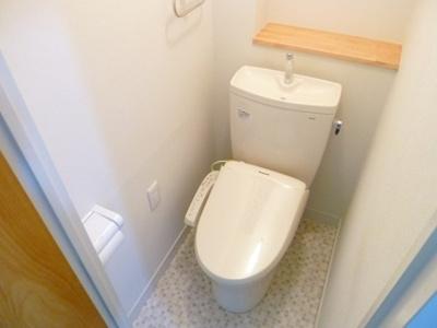 【トイレ】さくらフラッツ