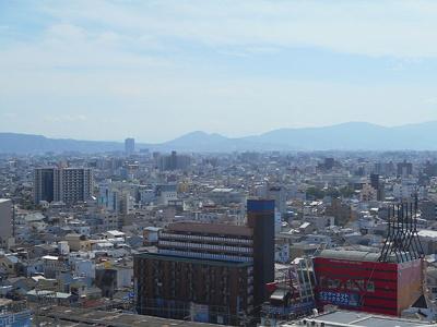 【展望】グランスイート天王寺舟橋タワー