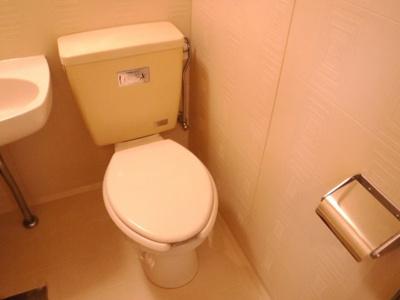 【トイレ】パル元住吉