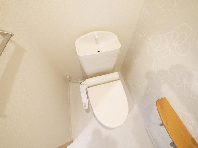 【トイレ】プランドール(小泉町)