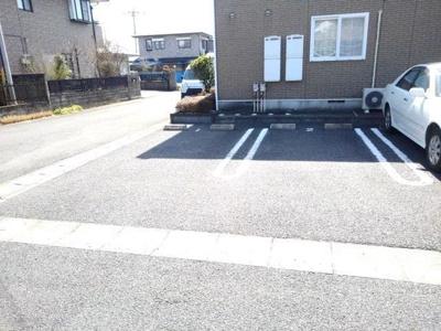 【駐車場】ドリームレジデンス