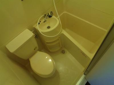 【浴室】エホールⅡ