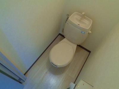 【トイレ】シテール西今川