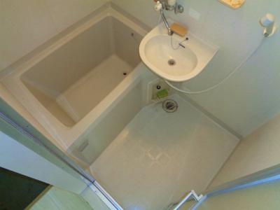 【浴室】シテール西今川