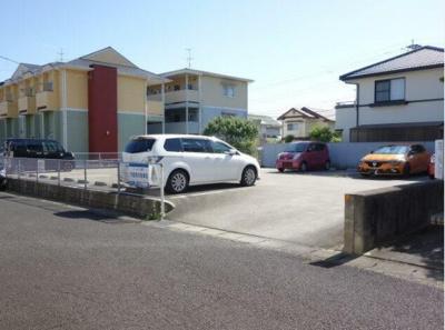 【外観】若竹月極駐車場