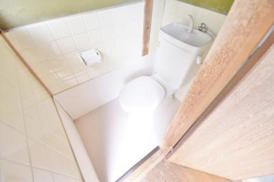 【トイレ】コーポ中西