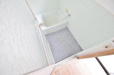 【浴室】コーポ中西