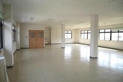 事務所棟3階 会議室