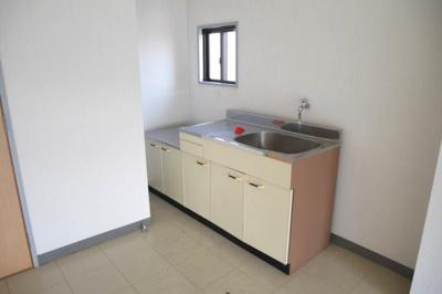 事務所棟3階 給湯スペース