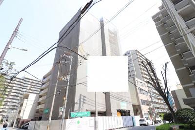 【外観】新築 福島区鷺洲5丁目マンション