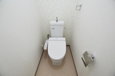 【トイレ】キャッスルビュー玉造上町台