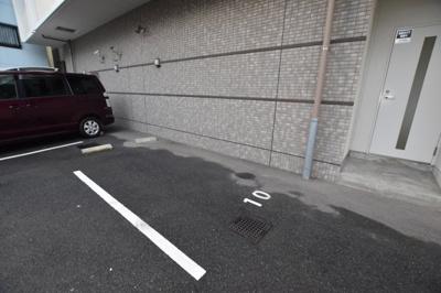 【駐車場】キャッスルビュー玉造上町台