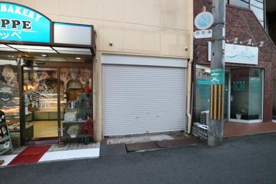 【エントランス】山本町1丁目貸店舗
