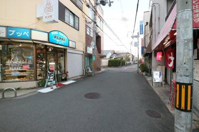【周辺】山本町1丁目貸店舗
