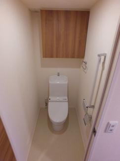 リュークスタワーイースト トイレ